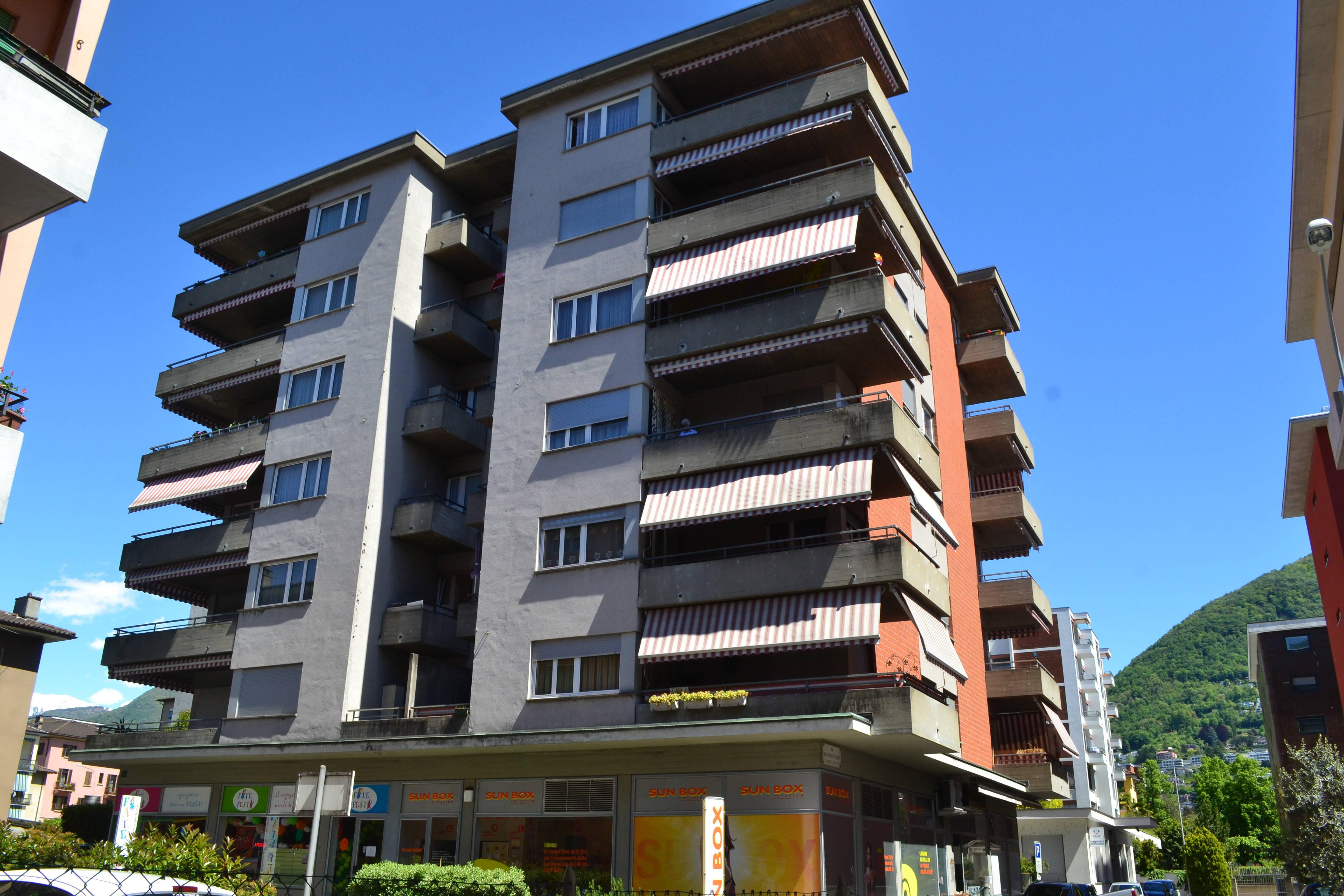 Lugano – Appartamento 3,5 Locali al 3° Piano in Palazzina Completamente Ristrutturata!