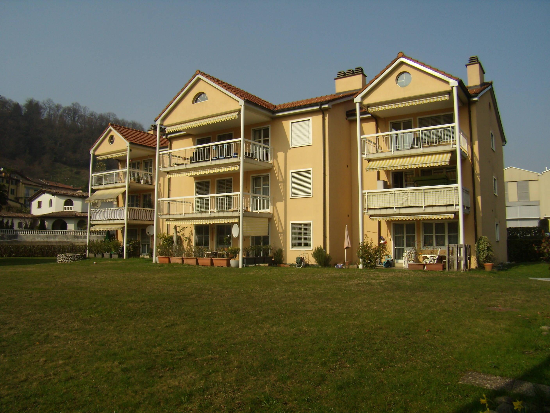 Appartamento 4,5 Locali con Parco e Barbecue Condominiale