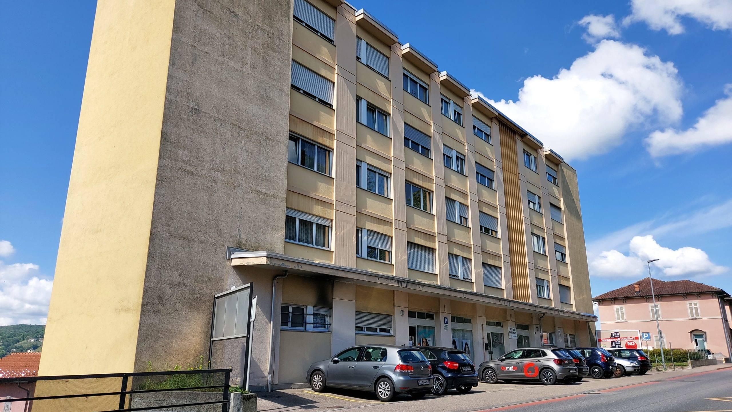 Balerna – Appartamento 1,5 Locali Totalmente Rinnovato