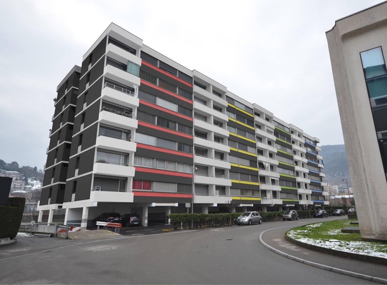 Appartamenti 4,5 locali nella Nuova Via Odescalchi