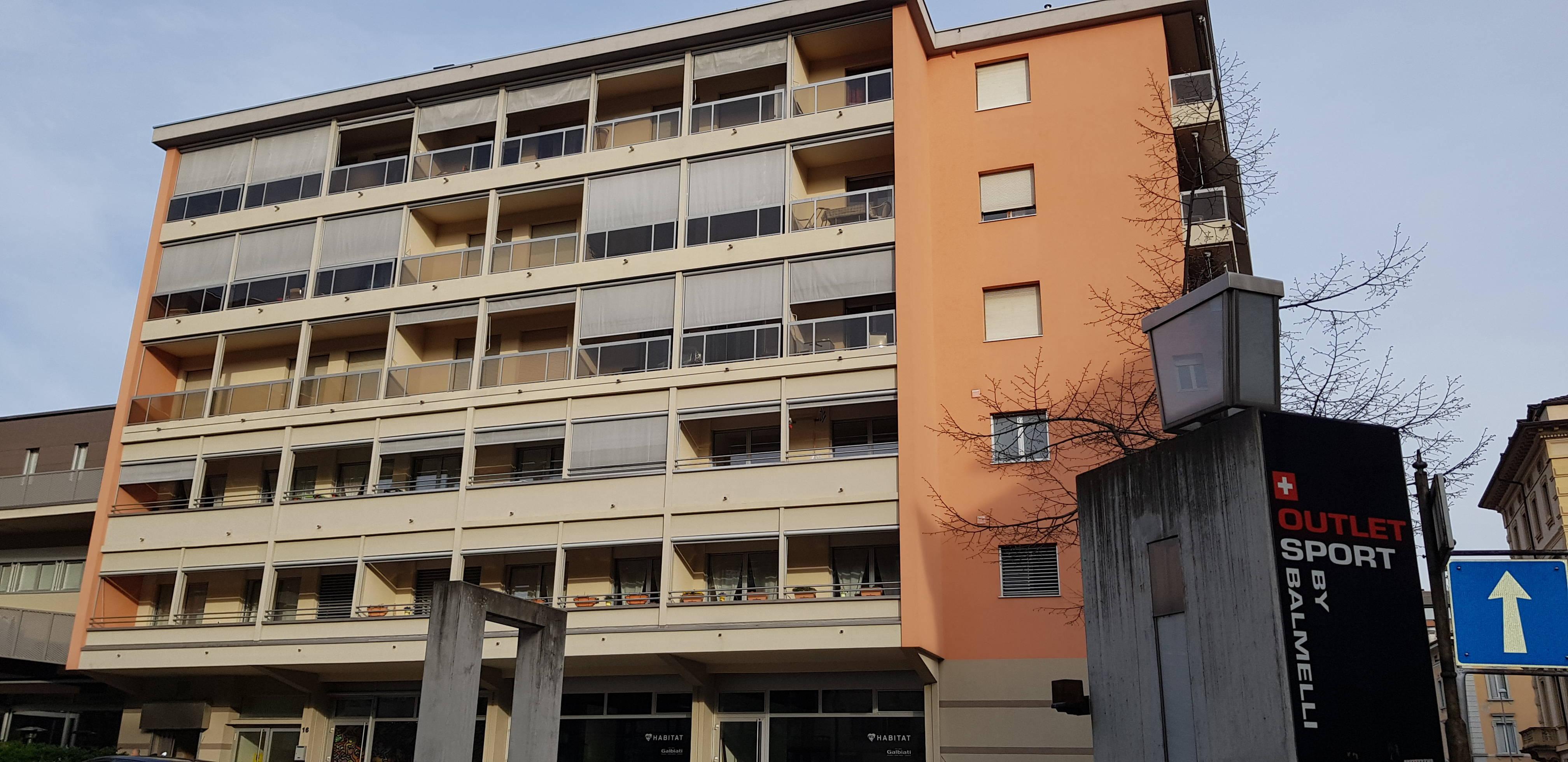Appartamento 3,5 locali vicino l'USI