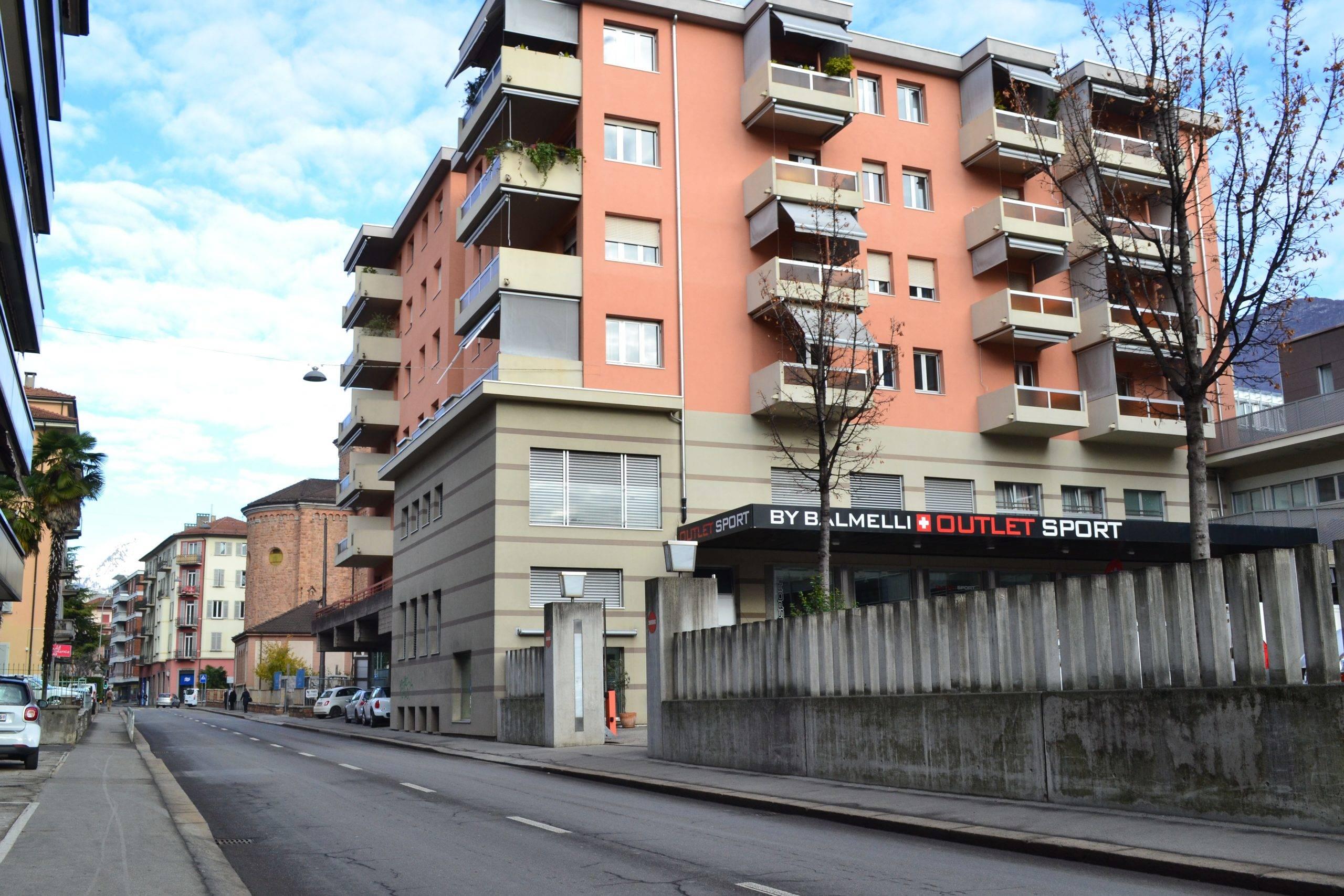 Appartamento Rinnovato 2,5 Locali – Lugano Centro