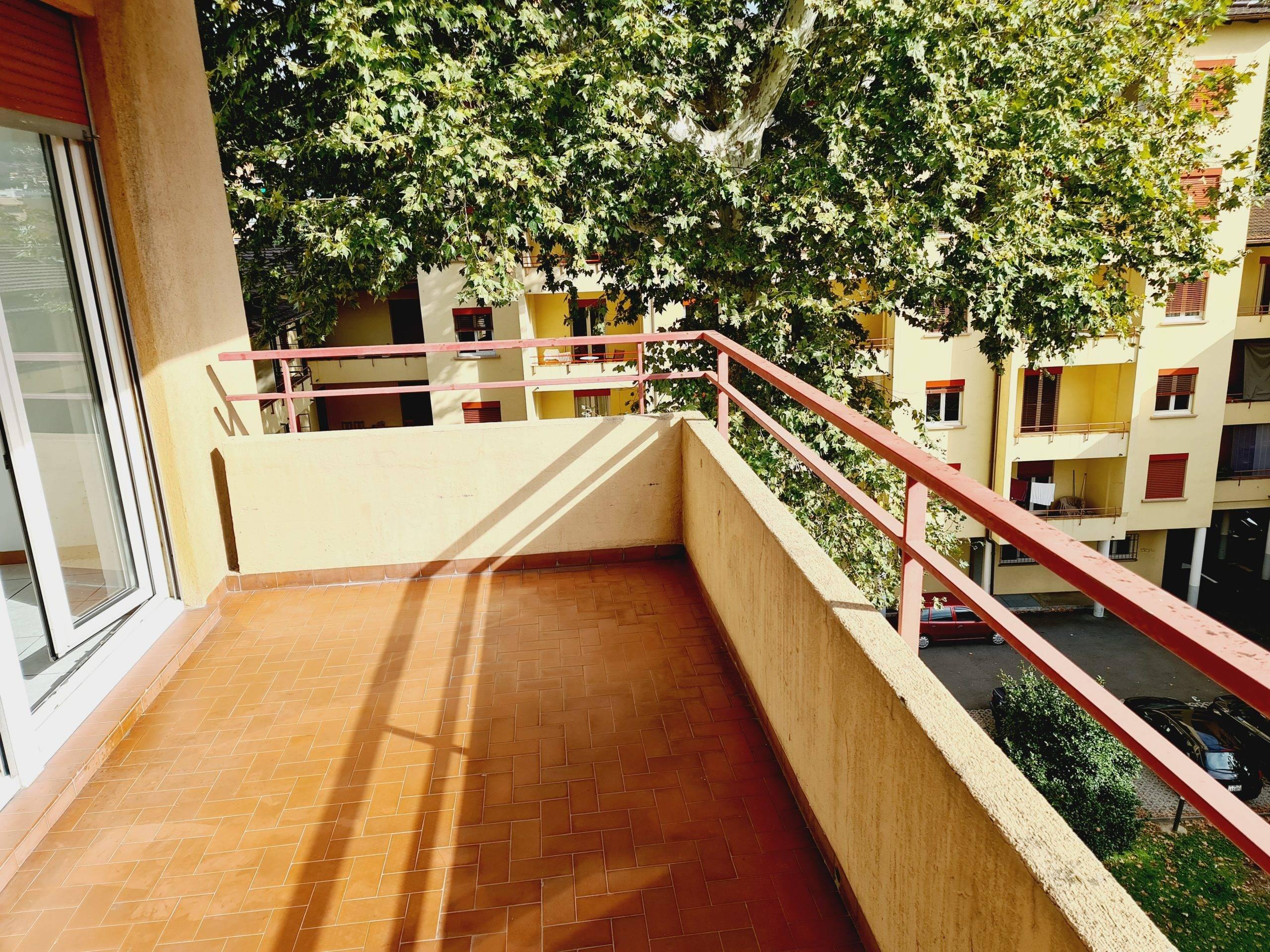 Lugano, Molino Nuovo – Appartamento 3,5 Locali