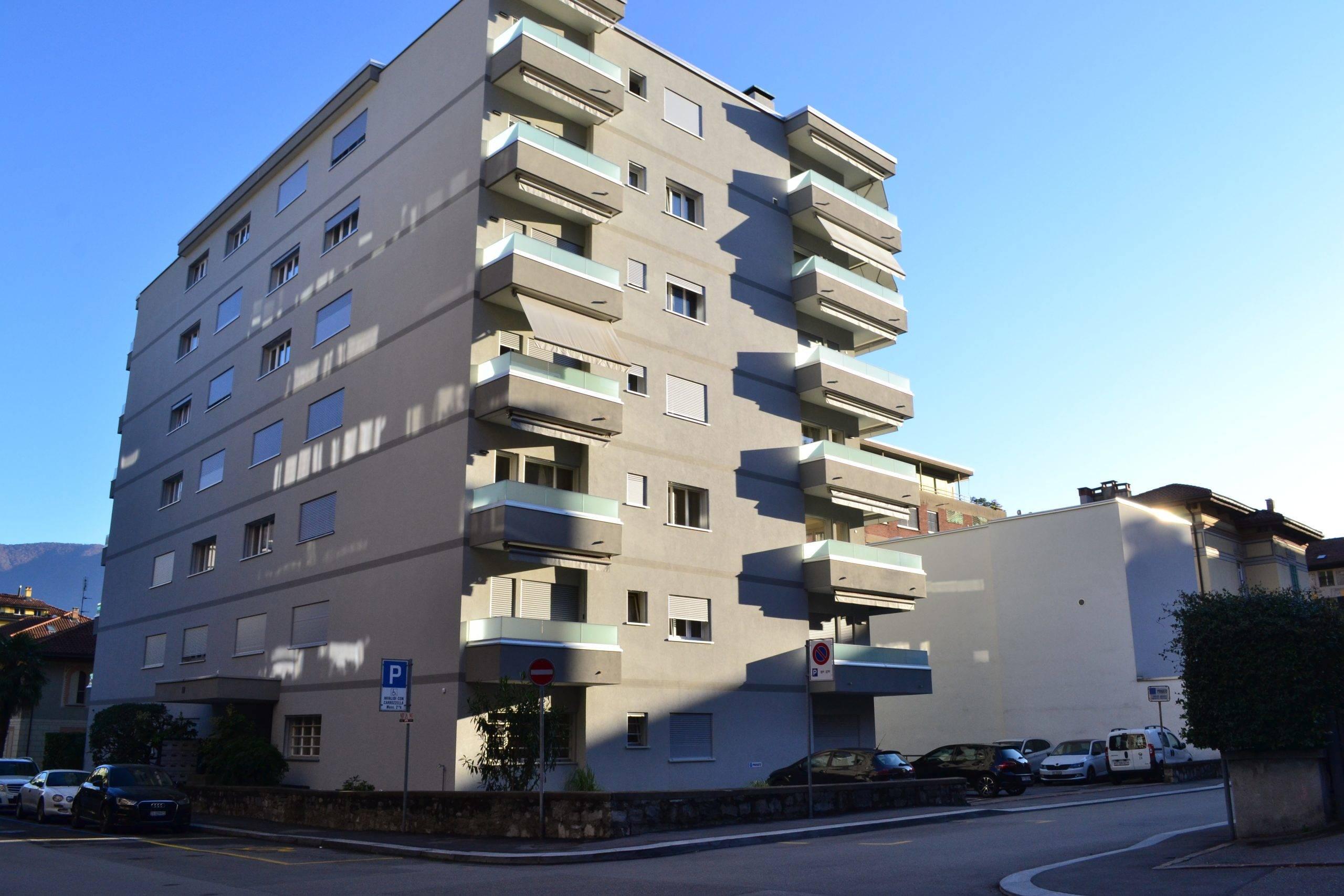 Appartamento 2,5 Locali – Lugano Centro