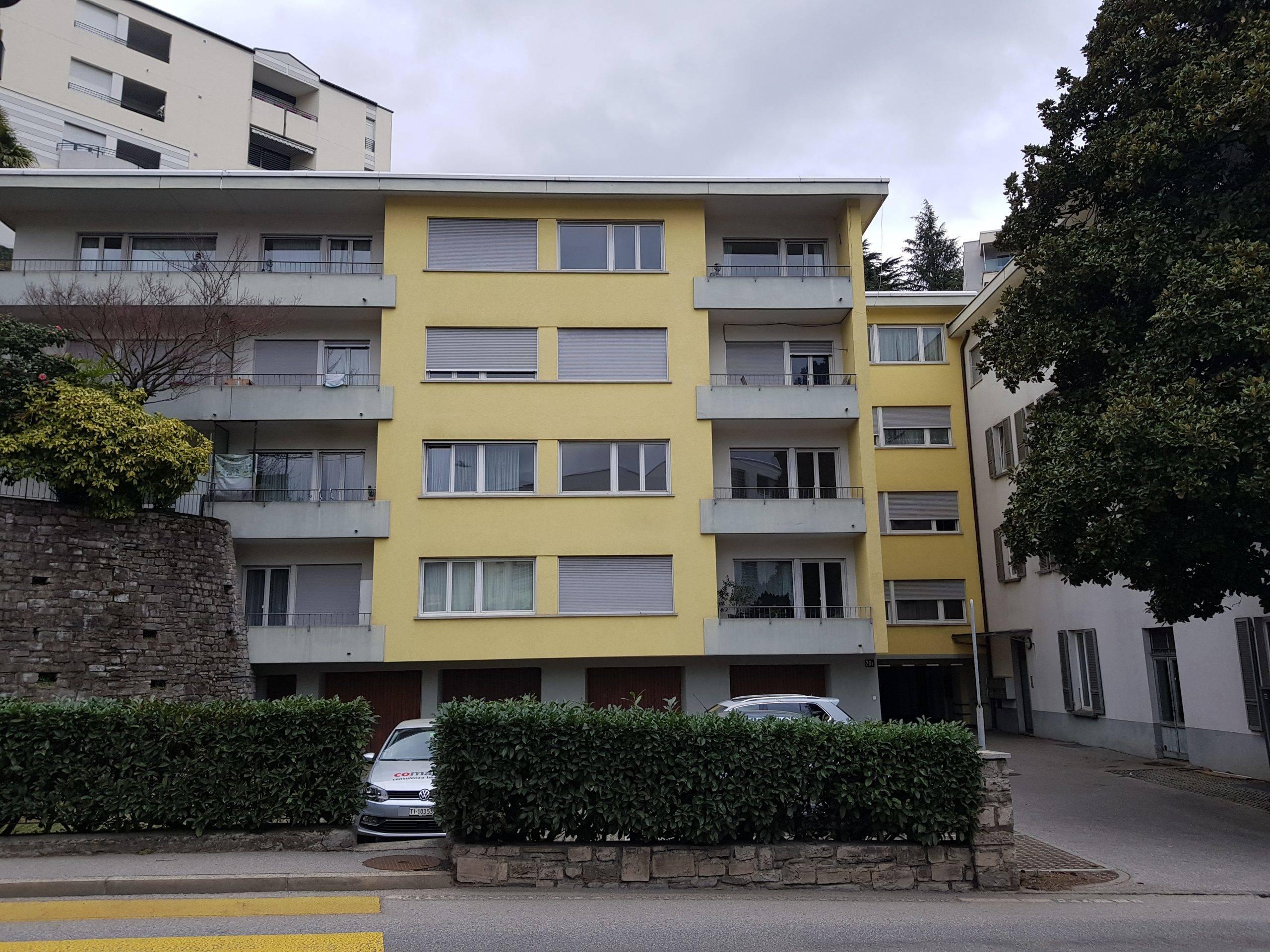 Lugano – Appartamento 3.0 Locali in Zona Stazione