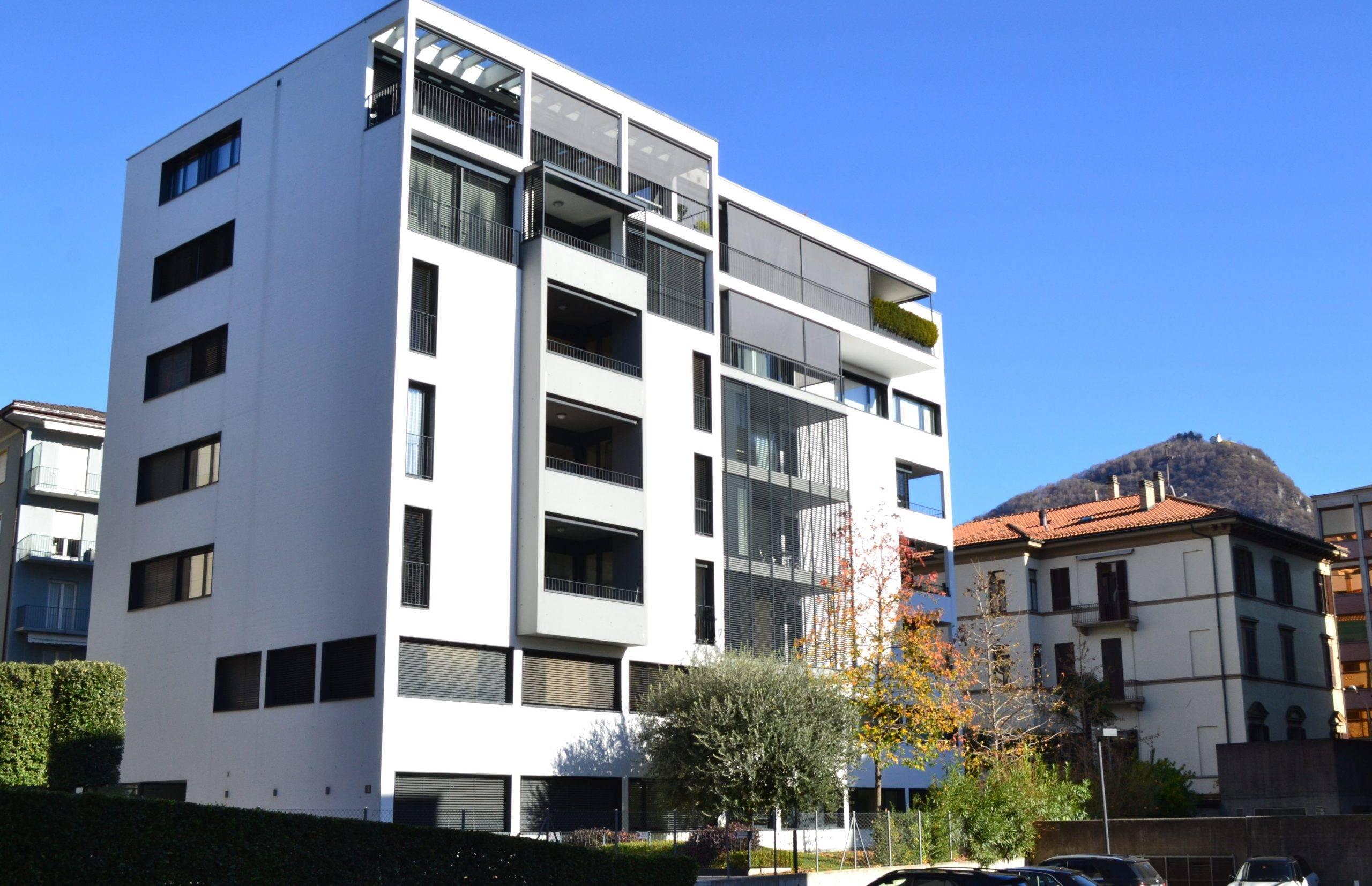 Lugano – Moderno Ufficio 120 m2