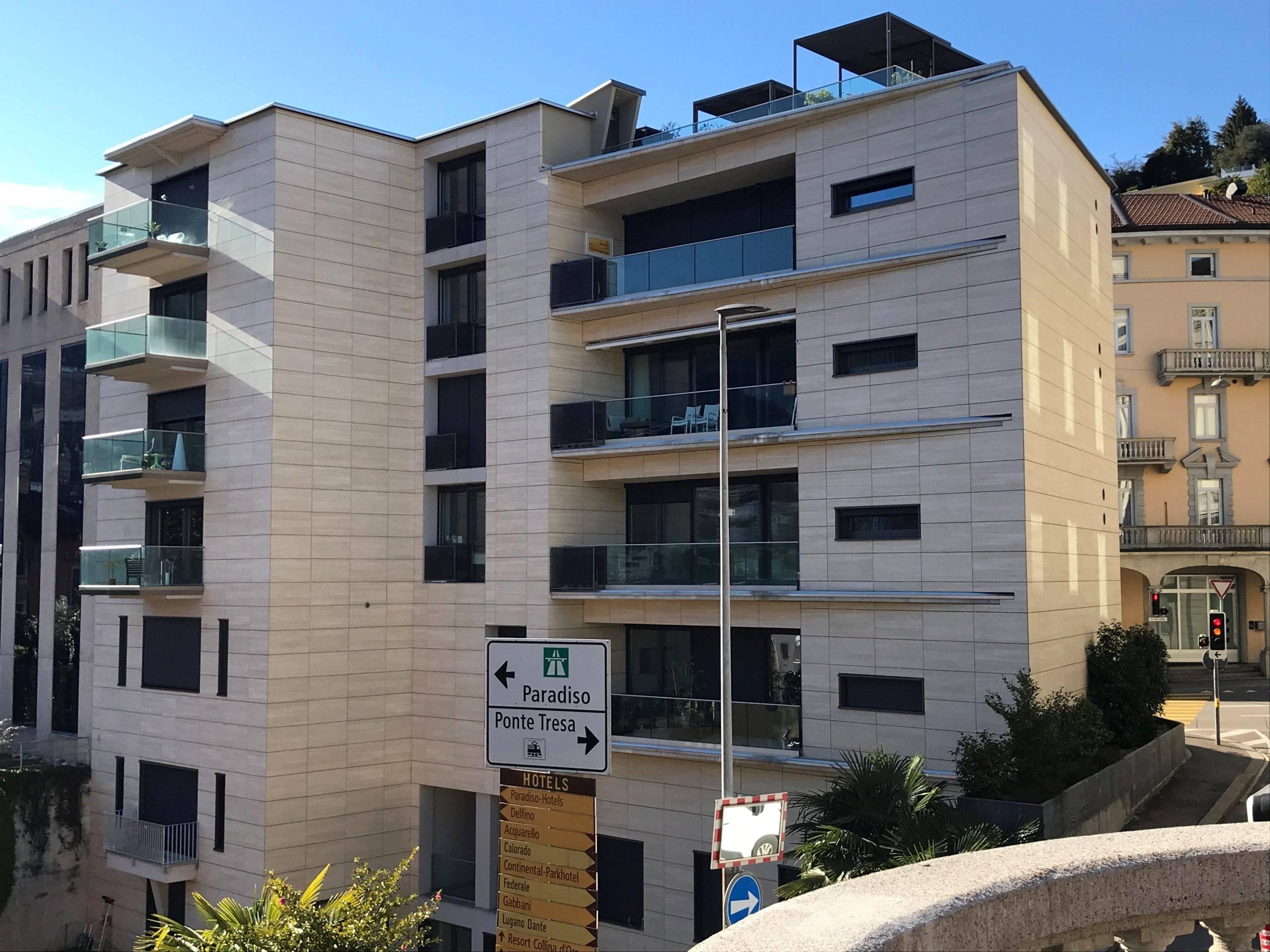 Nuovo Appartamento da 3,5 Locali con Vista Lago a Lugano_Loreto