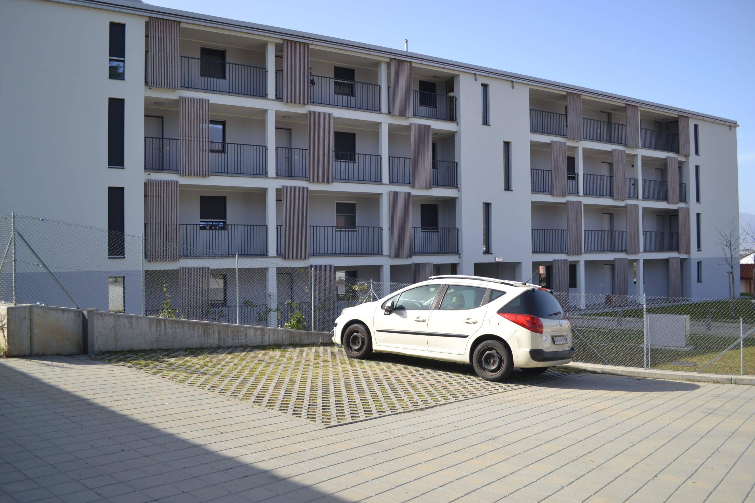 Cadenazzo – Appartamento al 3° Piano con Balcone