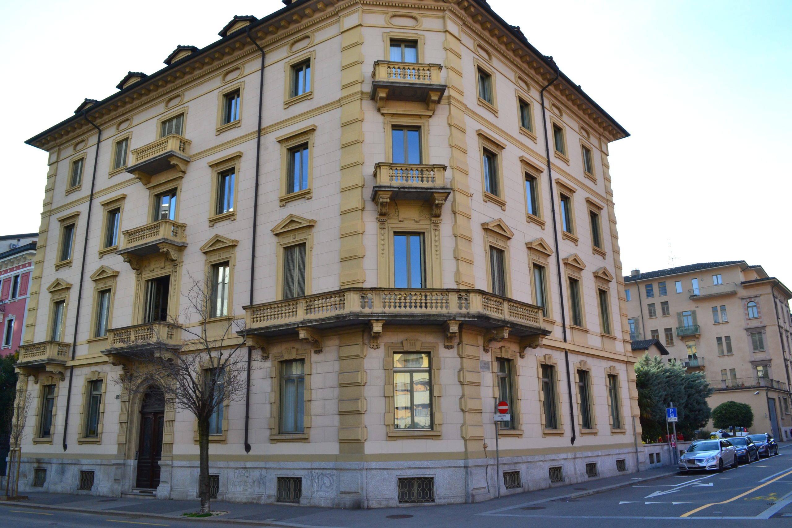 Ufficio 3.0 Locali – Lugano Corso Elvezia