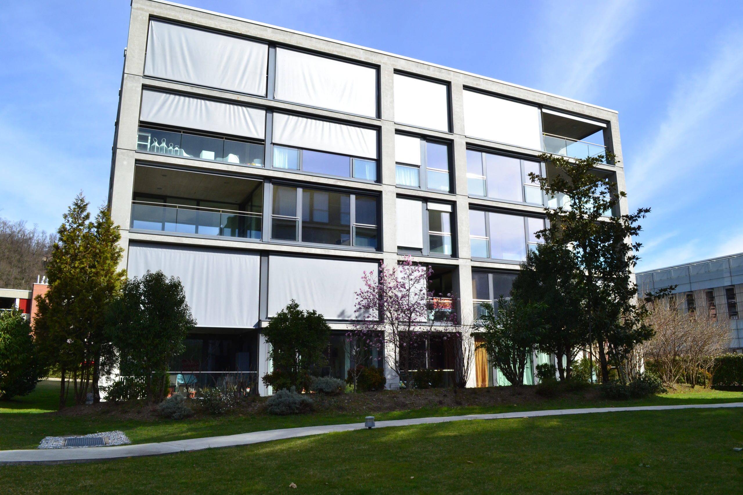 Bioggio – Moderni Appartamenti in Tranquilla Residenza
