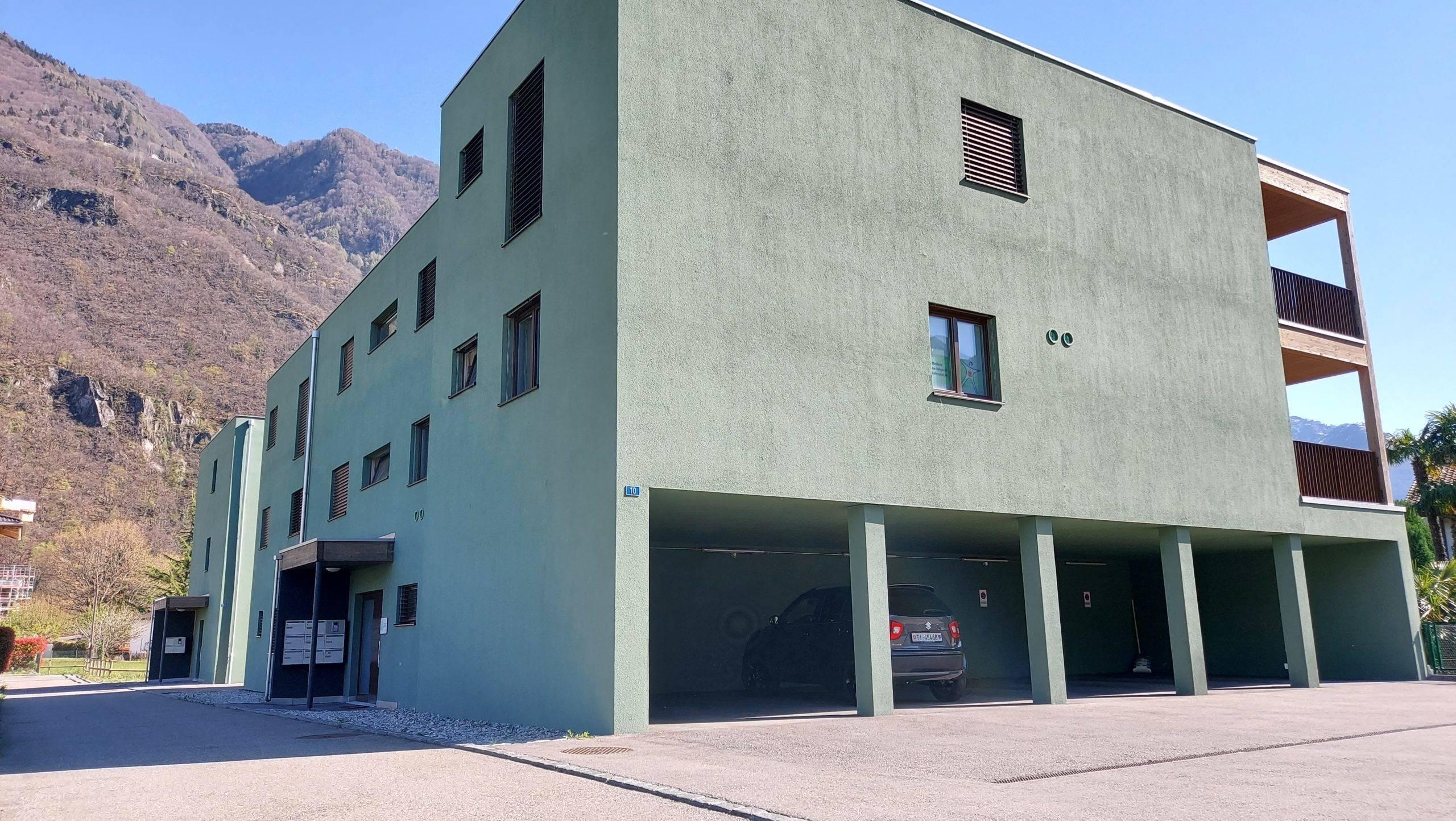 Bellinzona Appartamento Minergie-P da 4,5 Locali