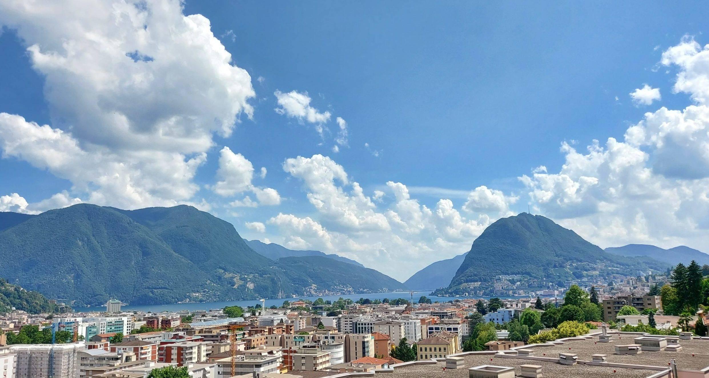 Lugano – Ampio e Luminoso 3,5 Locali con Vista Lago