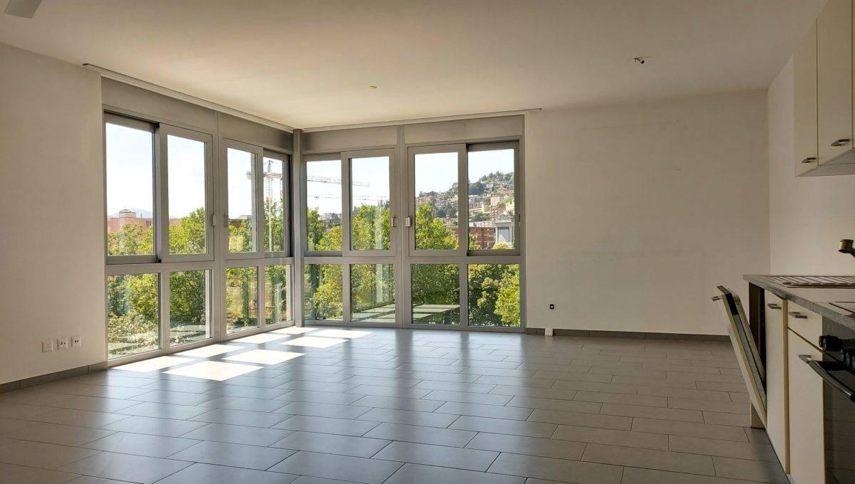 Moderno e luminoso appartamento